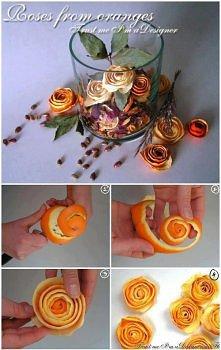 owocowe różyczki :)