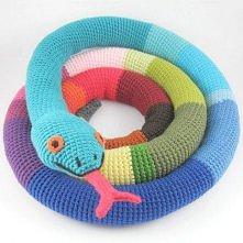 Wężu tęczowy (proj. ashki)