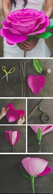 DIY Kwiat