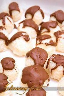 kuleczki kokosowe, dla miło...