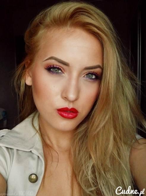 Makijaż twarzy krok po kroku