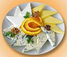 mini deska serow- przystrojenie