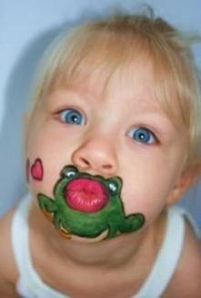 pocałuj żabkę ;)