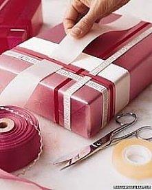 prezent ładnie zapakowany cieszy podwójnie ! pamiętajcie <3