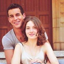 Mario Casas i Maria Volverade