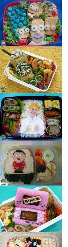Zdobienie potraw dla cierpliwych :)