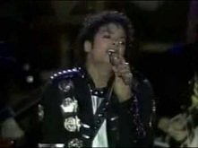 Michael Jackson-Wanna Be Starting Something