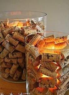 kolejny pomysl na korki od wina :)