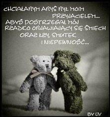 przyjaciele..
