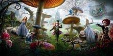 alice in wonderland ♥ genialna grafika !