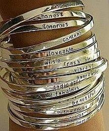 bransoletki <kocham>