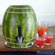 Sposób na zaserwowanie napoju