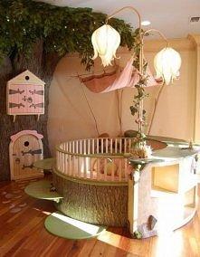 Pomysł na łóżeczko dla dziecka ;)