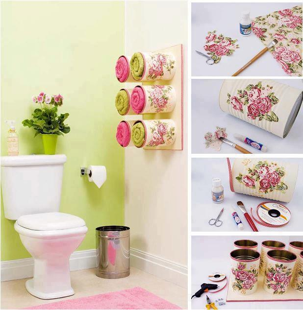 prace ręczne w łazience :P