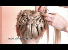 Taka bardzo ładna fryzura. ...