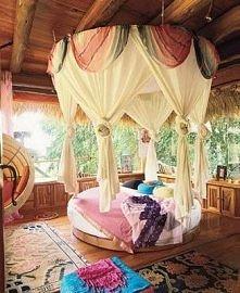 bajeczne łóżko