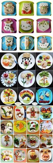 Śniadanko dla dzieci