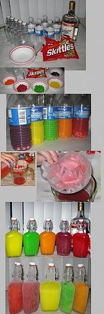 Drinki Skittles