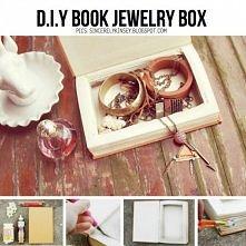 book jewelery case