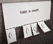 Weź uśmiech :]