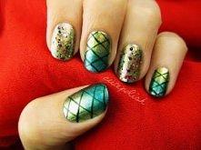 Mystical Mermaid Nails