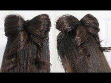 Hair Bow Tutorial Hairstyle...