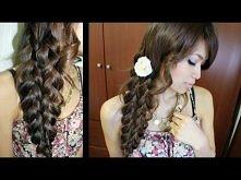 Mermaid Tail Side Braid Hai...