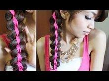 Ribbon Braid Headband Hairs...