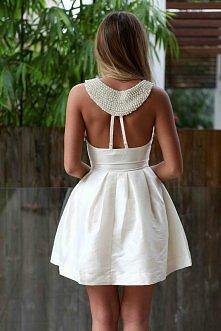 ciekawy pomysł dla swiątecznej sukienki