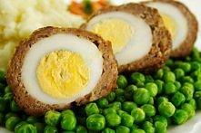 jajka po szkocku (z mielonym)
