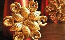 świąteczna dekoracja z maka...