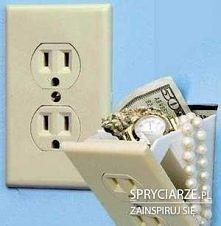 schowek na kosztowności