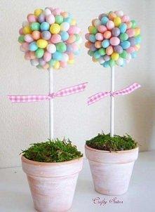 Wielkanocne drzewka