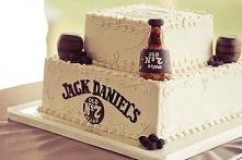 Jack Daniel's Cake :D