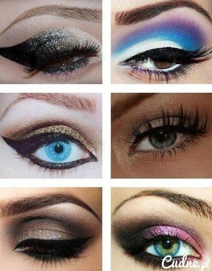 Rodzaje makijażu.. ;)