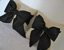 kokardkowe poduszki