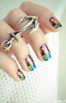 Co lepsze .? Paznokcie czy pierścionek... ??? PAZNOKCIE ! A waszym zdaniem .?