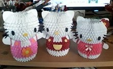 Origami modułowe ;D