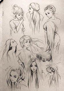 włosyy
