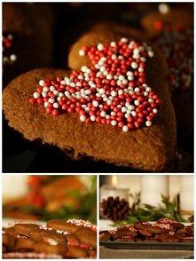 Pierniczki świąteczne:)