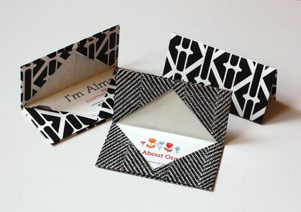 Wizytownik_origami