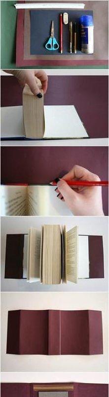 Oprawianie ksiązki