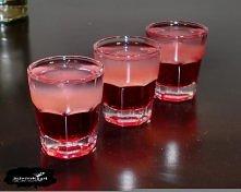 Teraz Polska  Składniki:      25 ml wódki     25 ml Grenadiny     odrobina soku z cytryny Przygotowanie:  Do kieliszka wlać Grenadinę, następnie ostrożnie po łyżeczce wlać wódkę...