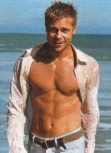 Brad Pitt - aktor. Komentarz jest zbędny ;)