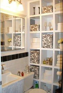 nawet do małej łazienki