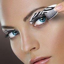 Co to są naklejki makijaż oczu?  Naklejka cień do oczu jest najlepszym rozwią...