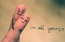 I'm all yours! <3