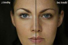 Ulubiony trik makijażowy  to szerokie zastosowanie białej kredki, którą używa przede wszystkim jako rozświetlacz: -pod łuk brwiowy – optycznie podnosi brwi -na linię wodną oka –...