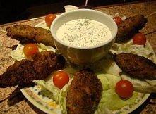 Kotlety mielone na patyku (z grilla) składniki: 500 g mielonego mięsa wieprzo...