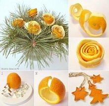 pozyteczne skorki z pomaranczy